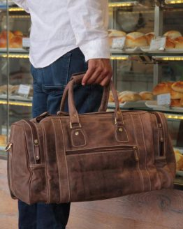 Torino - Buffalo - Brown - Travel Bag