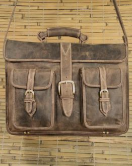 Bruno - Buffalo - Brown - Briefcase