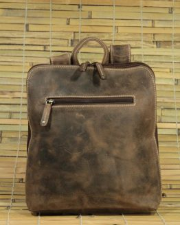 Leoni - Buffalo - Brown - Backpack