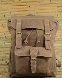Nakita - Buffallo - Brown - Backpack