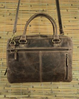 Billie - Buffalo - Brown - Laptop Bag