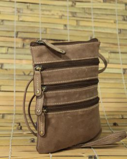 Achilles - Buffalo - Brown - Crossbody Bag